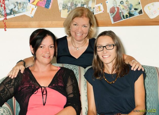Lerndesignerinnen und Schulkoordinatorin