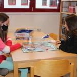 Spielecke - Bibliothek