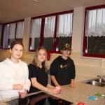 Schulküche - Tag der offenen Tür Jänner 2020