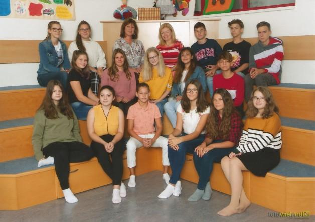Klassenfoto 4a