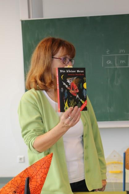 Buchvorstellung  ROL Dipl.Päd. Angelika Broniowski