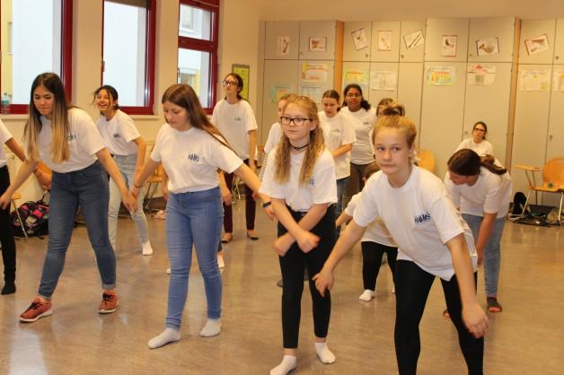 Musiksaal - Tanz